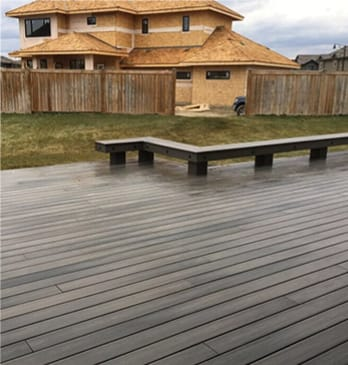 composite decks Edmonton