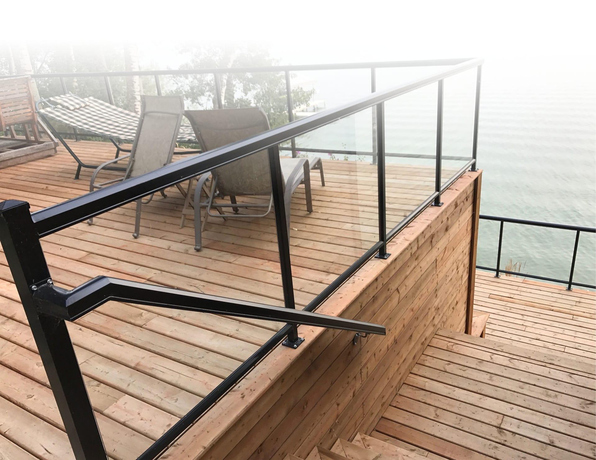 Trex decks Edmonton