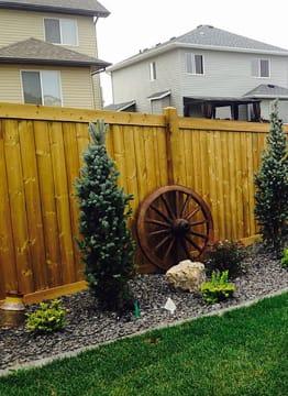 fencing Edmonton